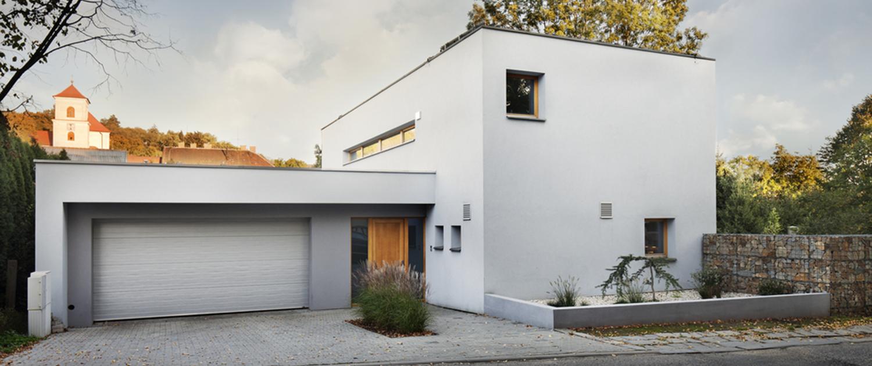 Flachdachhaus Modern